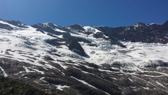 Ledovec Krimmler Kees