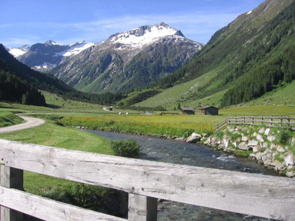 Údolí Achental
