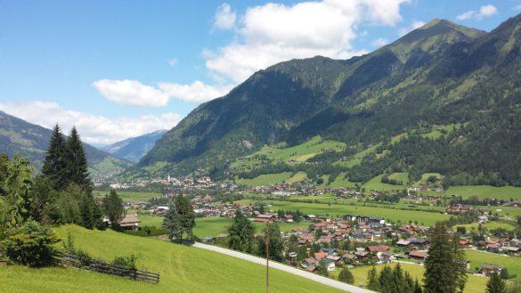 Údolí Gasteinertal