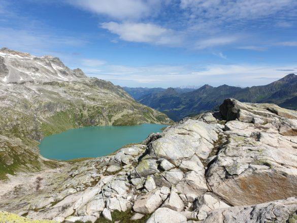 Nad jezerem Weißsee