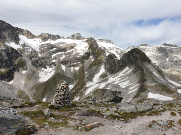 Panorama Granatspitzgruppe