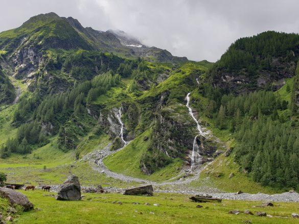 Boční vodopády