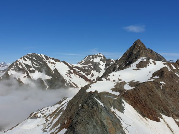 Výhled z Top of Tyrol
