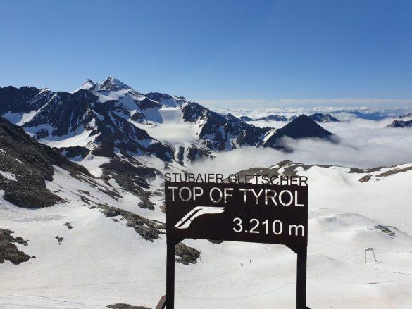 Vyhlídková plošina Top of Tyrol